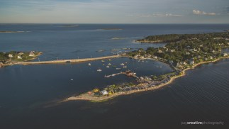 OTHER Aerial Bailey Island Bridge Maine -1