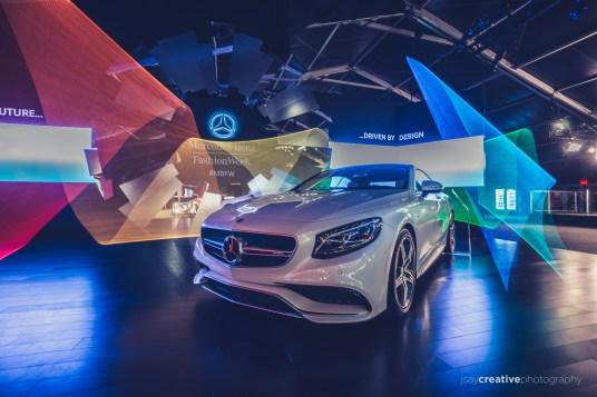 Mercedes Benz Fashion Week Pixel Stick-6