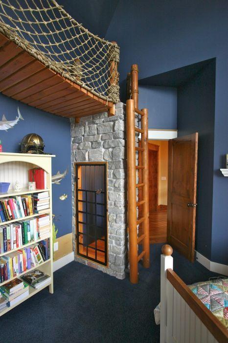 La merveilleuse chambre denfant de Steve Kuhl