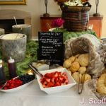 J. Scott Catering Dessert Station Options