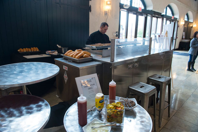 cheesesteak grill
