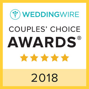 Another Award from Our Philadelphia Wedding Community!