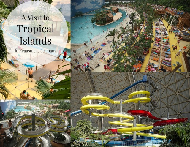 tropical islands resort krausnick