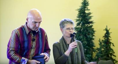 John & Susan ministering at CBC Colorado