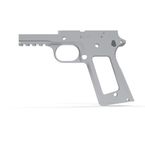80 1911 Compatible Tactical Frame