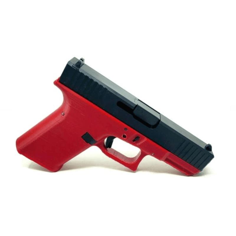 Glock 17 3d printed model