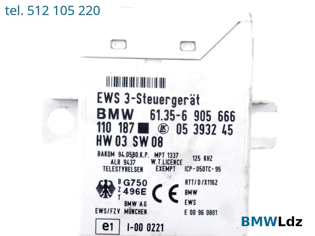 Kup KOMPUTER KLUCZYK ZESTAW BMW E46 7508292 316i N42