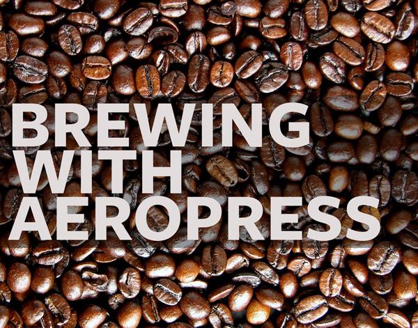 brewing-with-aeropress