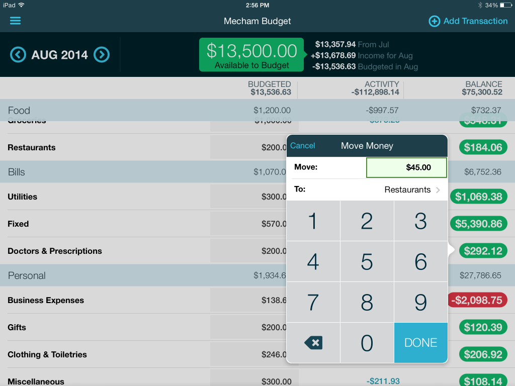 The Best Budgeting App A Ynab Review