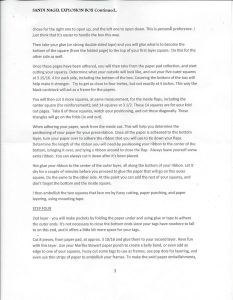 INSTRUCTIONS PAGE 3