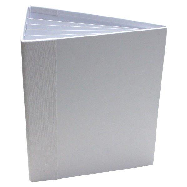 Heartfelt Creations White 3D Flip Fold Album