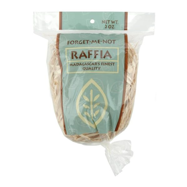 Forget Me Not Raffia