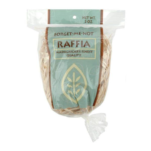 Forget Me Not Raffia