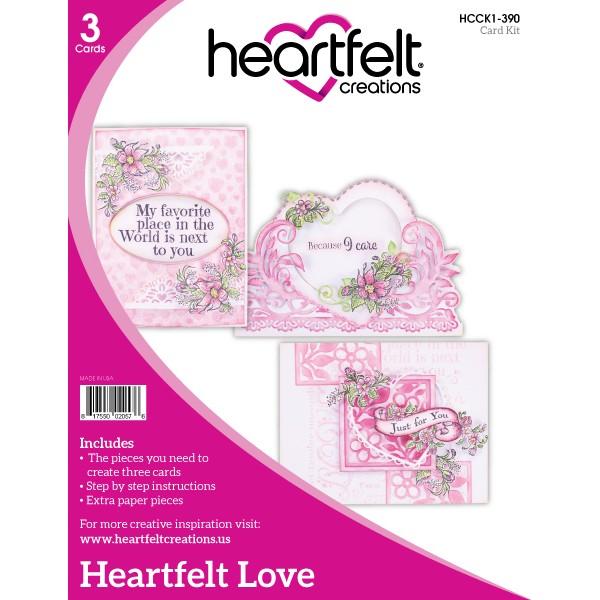 Heartfelt Creations Card Kits