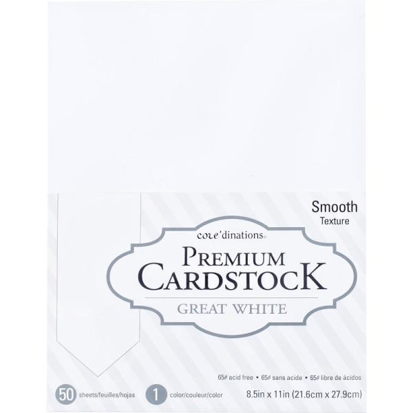 Coredinations Cardstock Value Packs