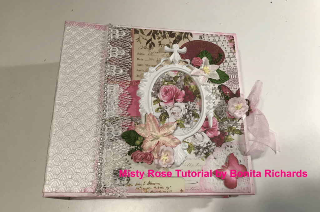 Prima Misty Rose Mini Album