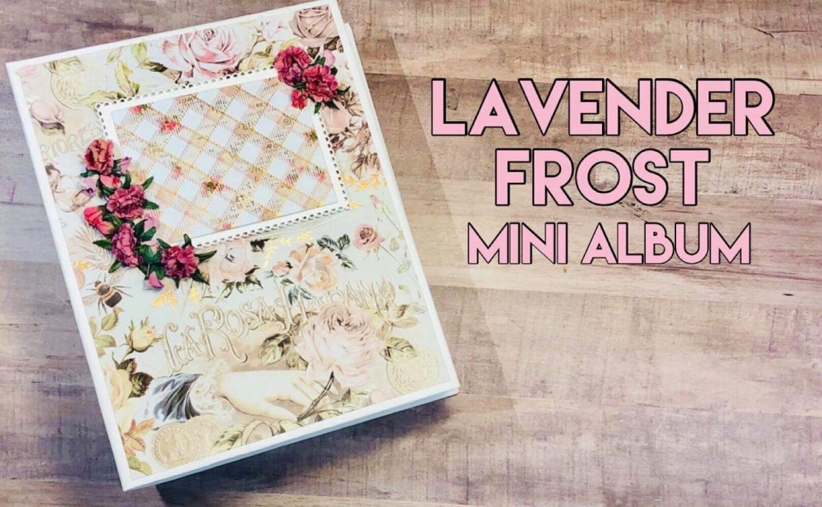 Prima Marketing Lavender Frost