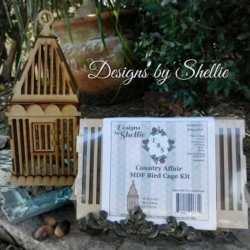 Designs by Shellie- MDF Kits