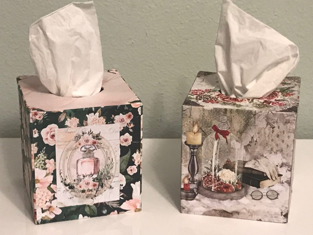 Tissue Box Tutorial