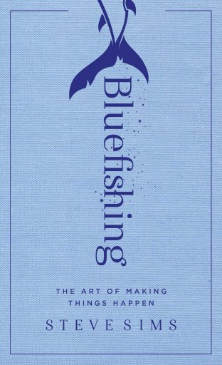 Bluefishing Book Cover