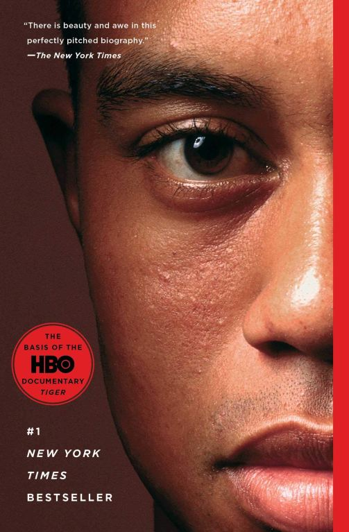 Tiger Woods Biography Cover
