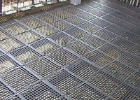 Plastic Flooring | JSJ Goat Farm