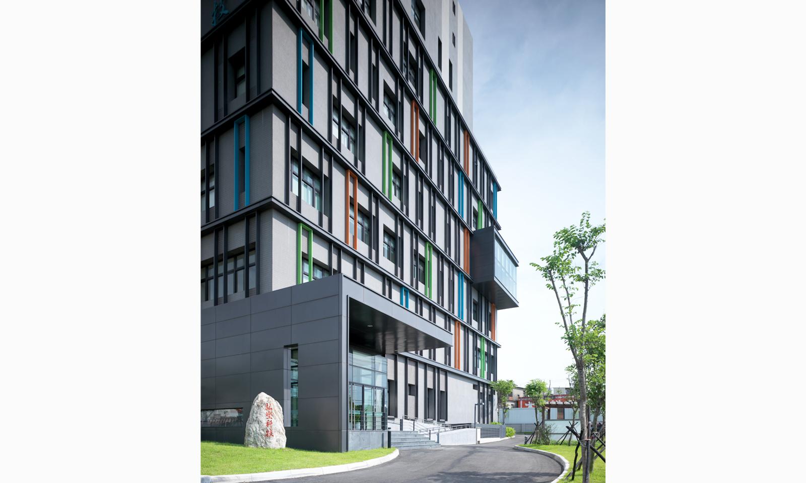 新竹香山弘塑科技企業總部 – 林志崧建築師事務所 | 豐達室內設計