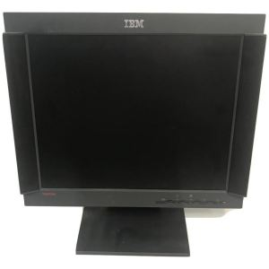 IBM ThinkVisio L170m 17'' LCD Flat Panel Monitor. With built in speakers!