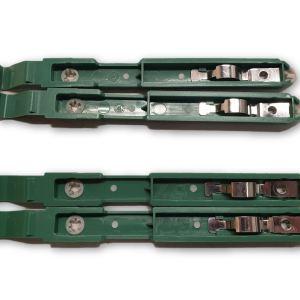 2 Pair Dell Optiplex/Dimension Hard Drive Rails 87VYR
