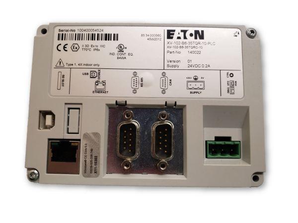 "EATON 5.7"" TOUCH PANEL XV-102-H3-35TQRL-10 Dual Serial Ports"
