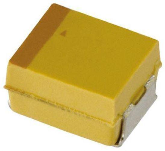 10x AVX TPSE477M010R0050 , TANTALUM CAP 470uF 10VDC 20% SMD