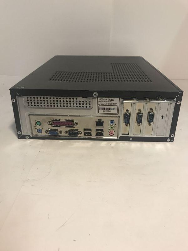 Accept Model# DT2500 - Intel Atom - 1.86 GHz - 4 GB RAM - 320 GB HDD - Lubuntu