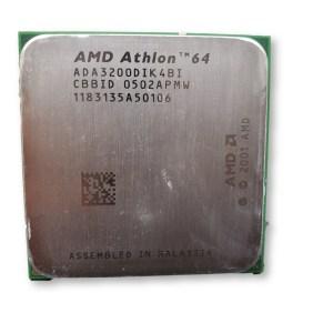 AMD Athlon 64 3200+ 2GHz 512KB Socket 939 CPU Processor ADA3200DIK4BI