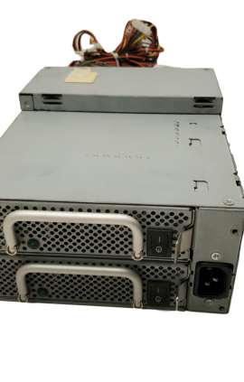 Delta Redundant Enclosure RPS-600  w/ 2x 300w Delta dps-300ab-1 PSU