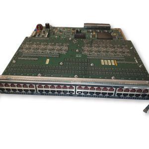 CISCO WS-X6348 48 PORT SWITCH MANAGED 800-08428-01 A0