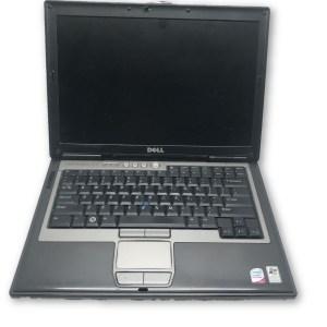 Dell Latitude D630 - Core 2 Duo - 1.8GHz - 2GB RAM - 80 GB HDD - Win XP