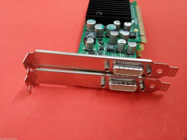 DELL OEM NVIDIA Quadro NVS285 NVS 285 PCI-E Video Card X8702 0X8702
