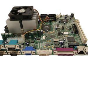 VIA AB72-B Desktop Motherboard