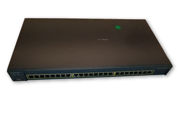 Cisco Catalyst 2950 Ethernet Switch 48 Port WS-C2950G-48-EI