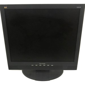 ViewSonic VA912b 19'' LCD Flat Screen Monitor- Comes with Power and VGA Cable