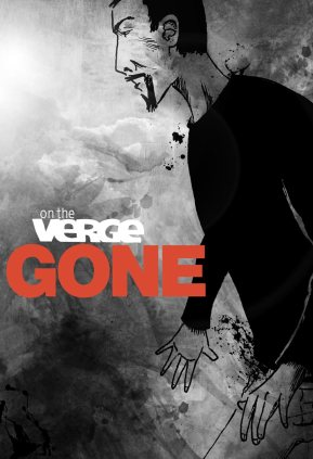 On the Verge: GONE - cover B