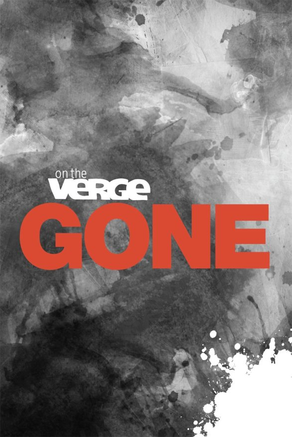 On the Verge - GONE - Cover
