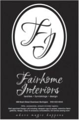 Fairhome Interiors, print ad