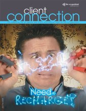 Client Connection, January 2008, cover