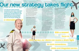 Client Connection, January 2011, feature spread