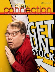 Client Connection, April 2011, cover
