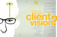 Client Connection, July 2012, feature spread