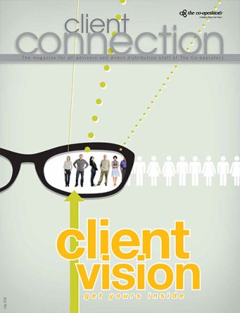 Client Connection, July 2012, cover