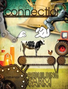 Client Connection, April 2009, cover