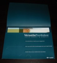 Versatile Portfolios (kit design)